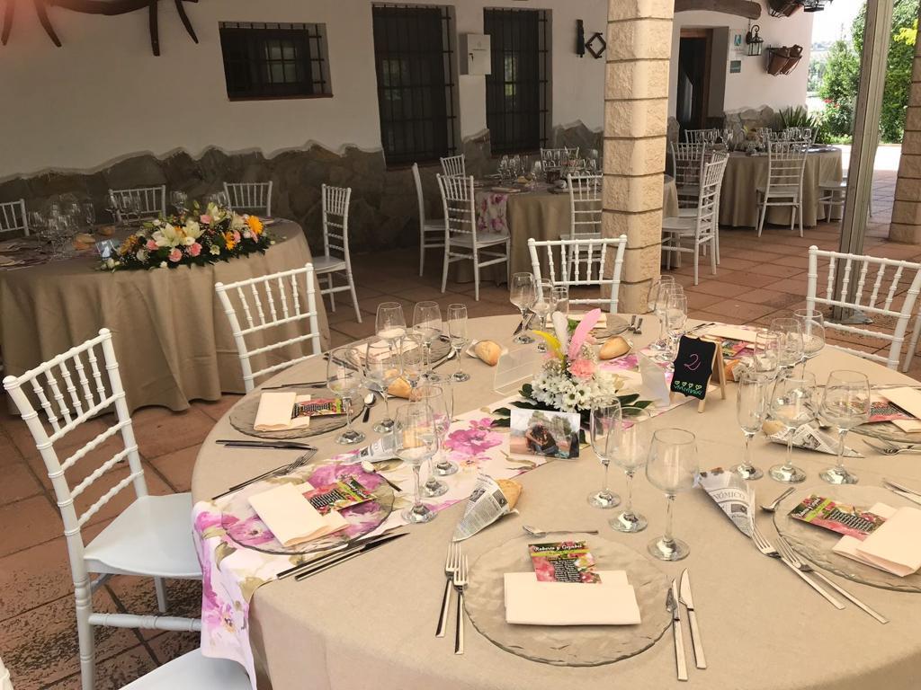 Complejo Rural Andalucía Center 5